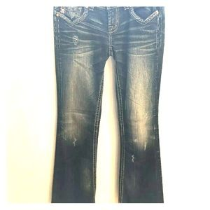 MEK Jeans For Buckle RIGA Bootcut Size 26 x 32